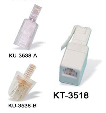 Tangle-Free Plug & Converter Plug