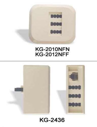 TAE 3x6 NFN (NFF) Socket / US Socket